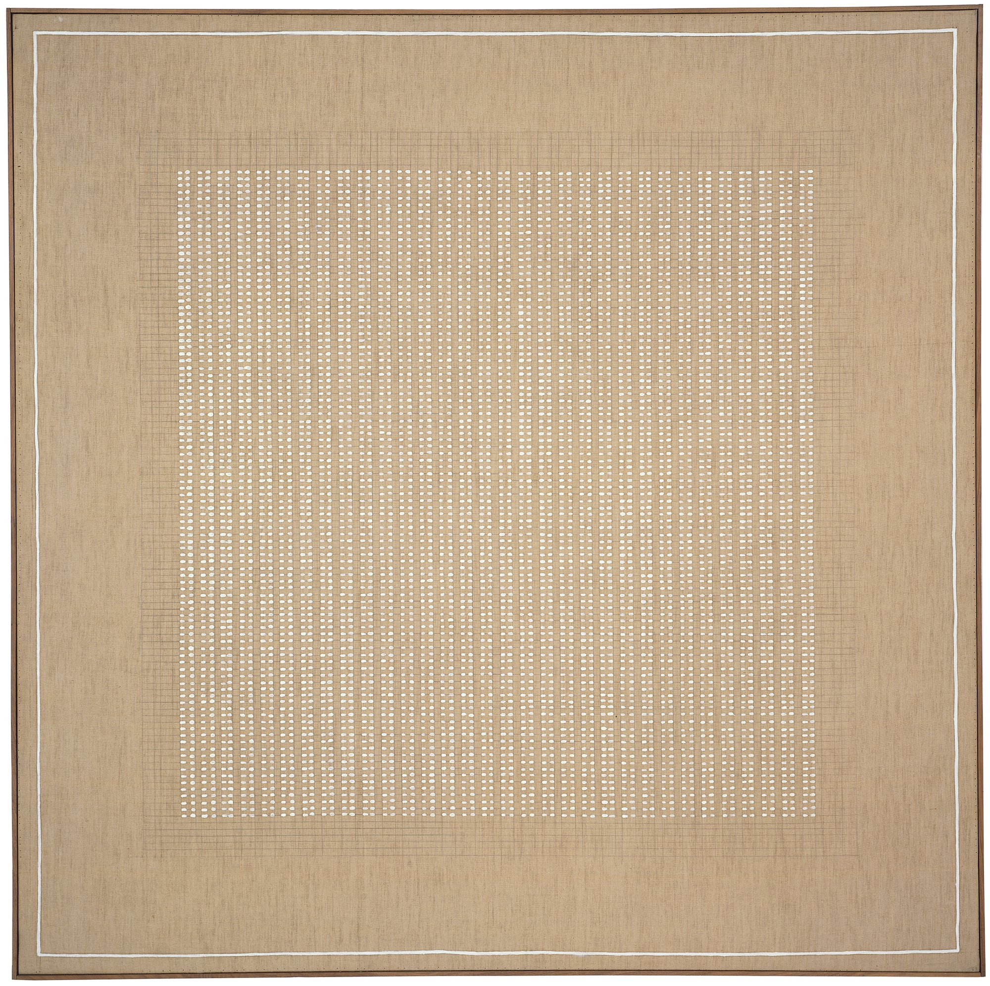 Agnes Martin | Pace Gallery