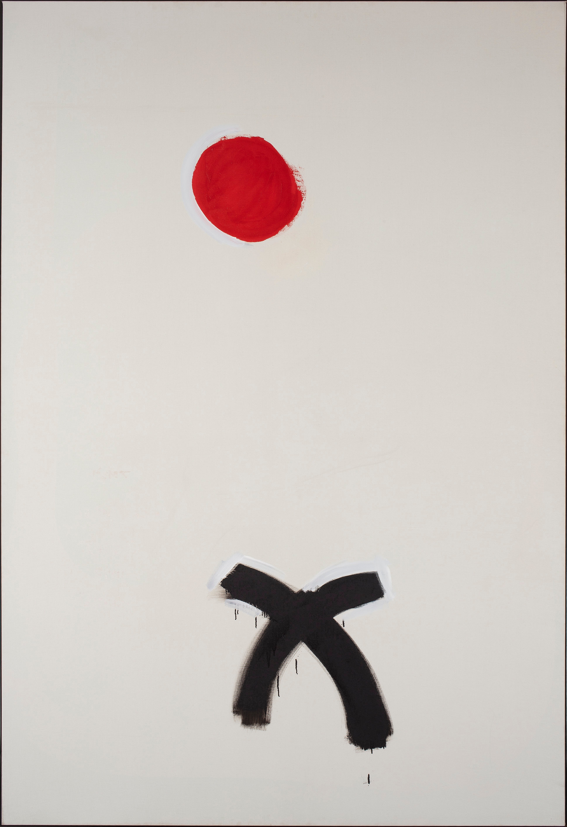 Andrea Bordeaux Nude adolph gottlieb | pace gallery