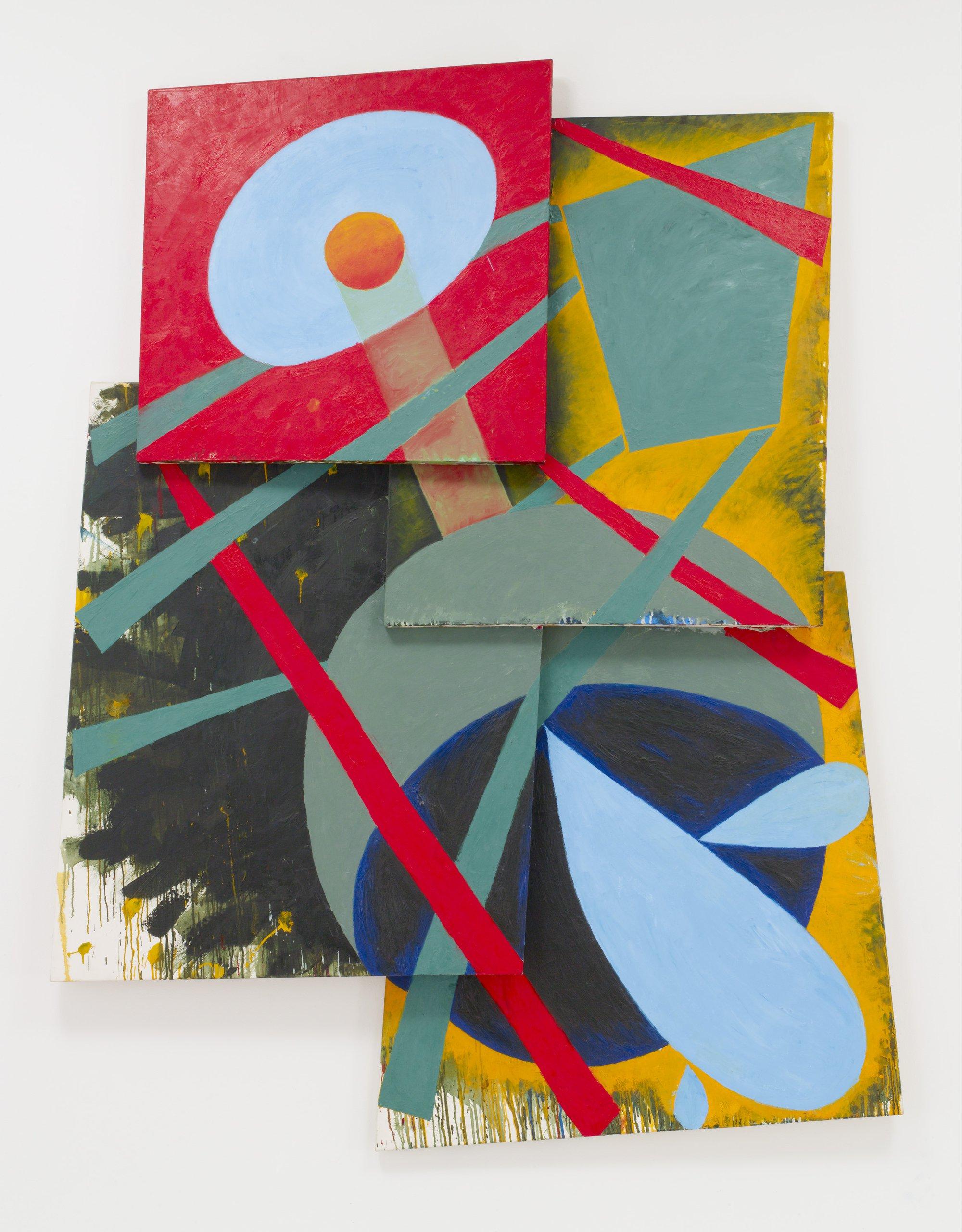 Elizabeth Murray | Pace Gallery