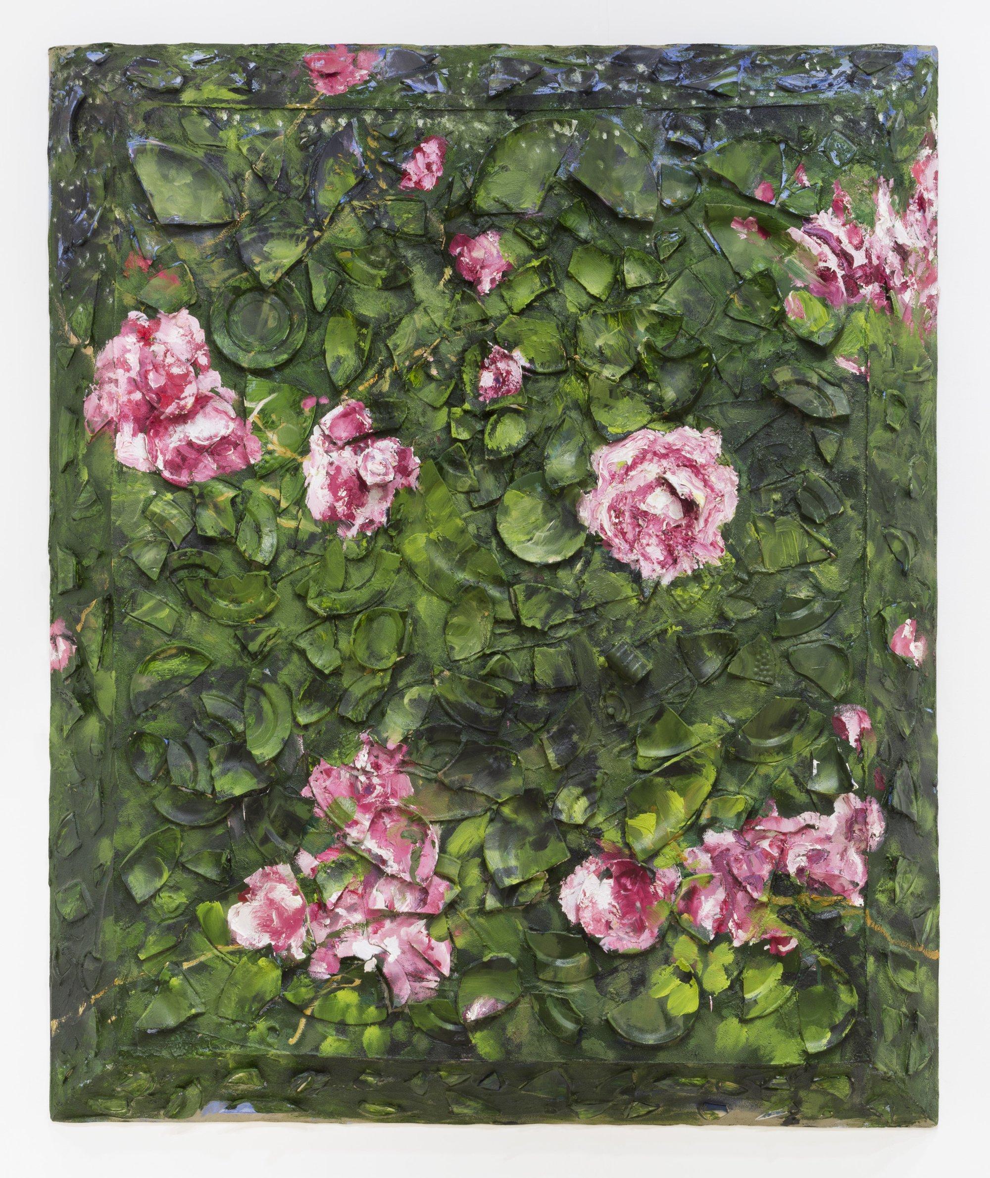 Julian Schnabel Pace Gallery