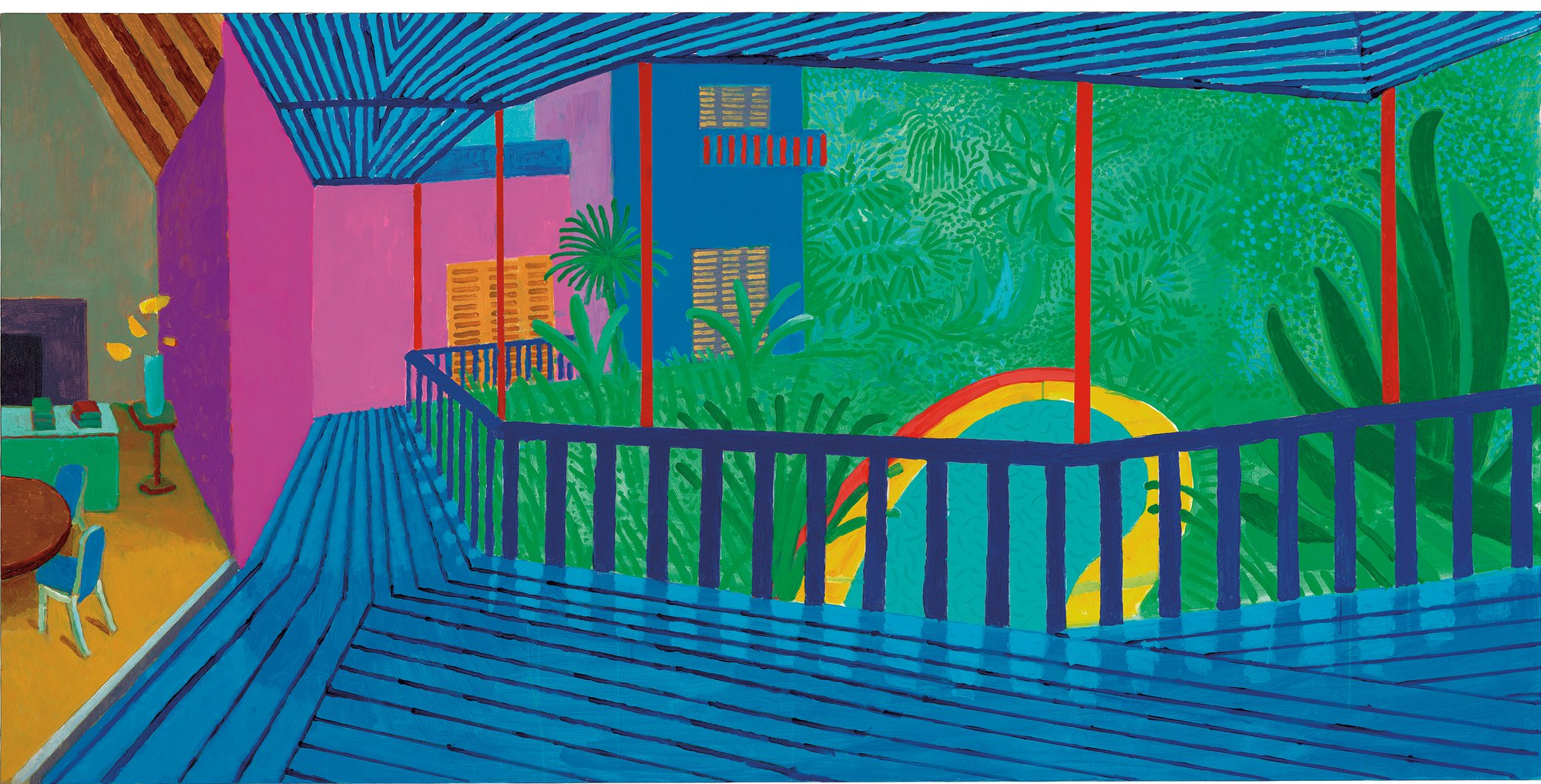 David Hockney | Pace Gallery