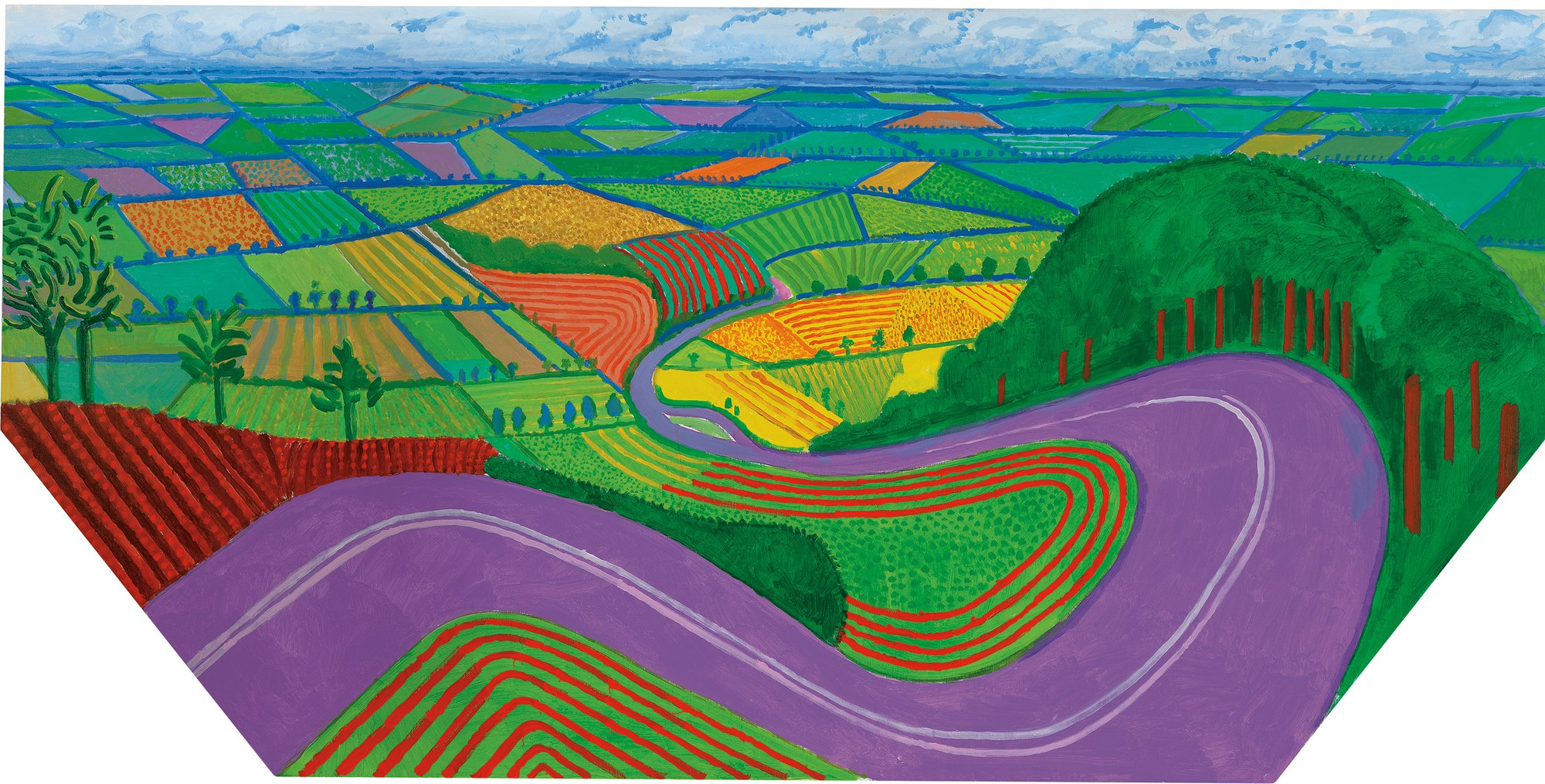 David Hockney | Pace Gallery