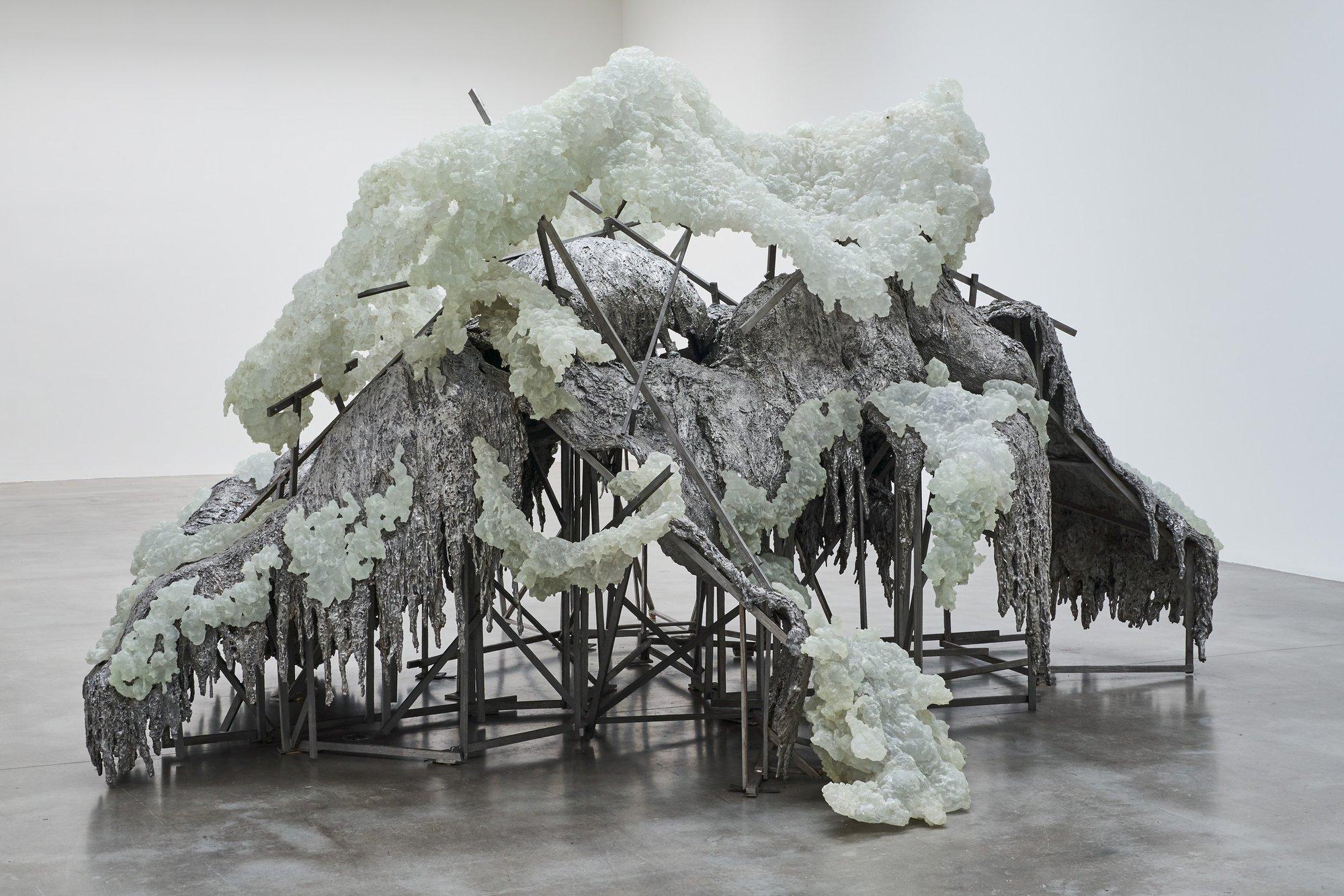 Lynda Benglis   Pace Gallery