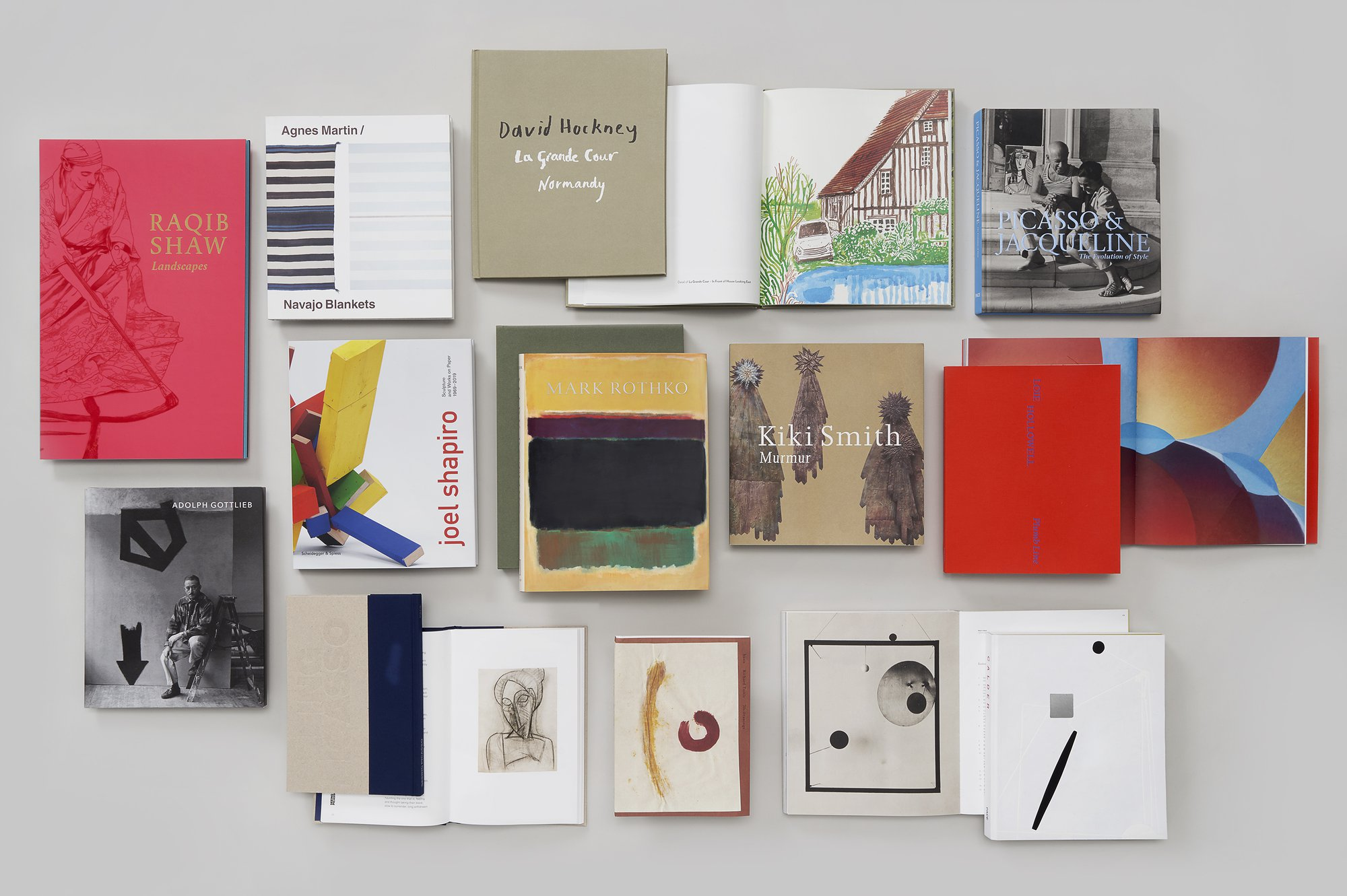 Artist Books For The Holiday Season Pace Gallery