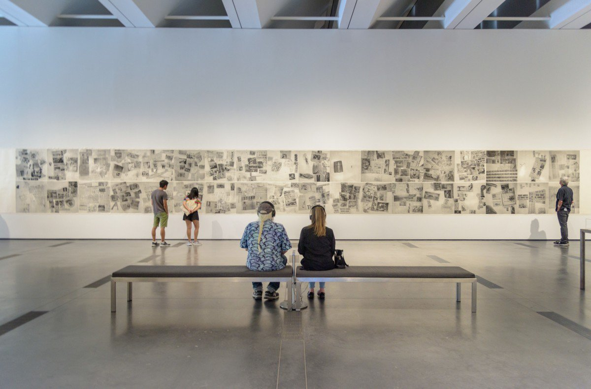 Robert Rauschenberg At Lacma Pace Gallery