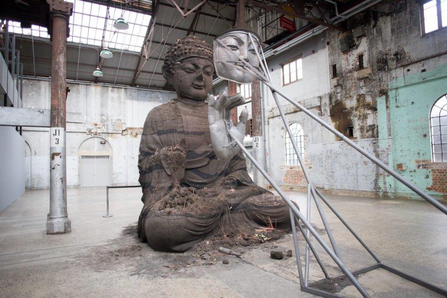 Zhang Huan Pace Gallery